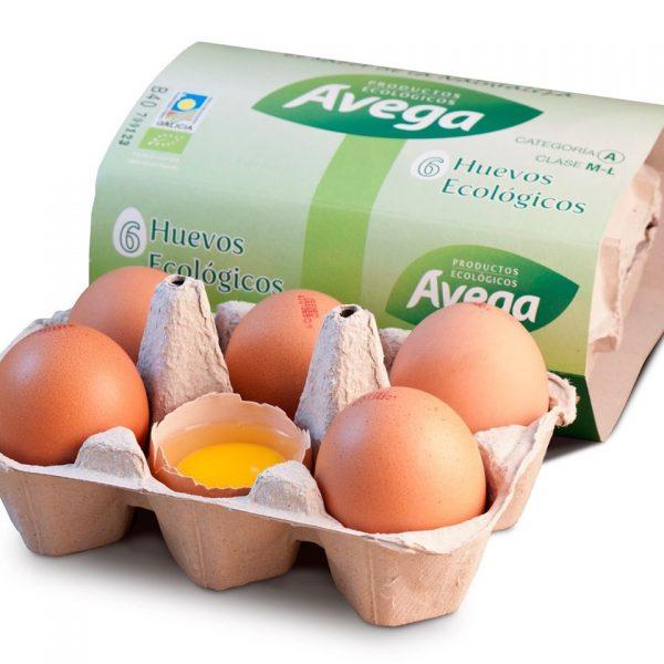 Huertaencesta Huevos Ecológicos Avega